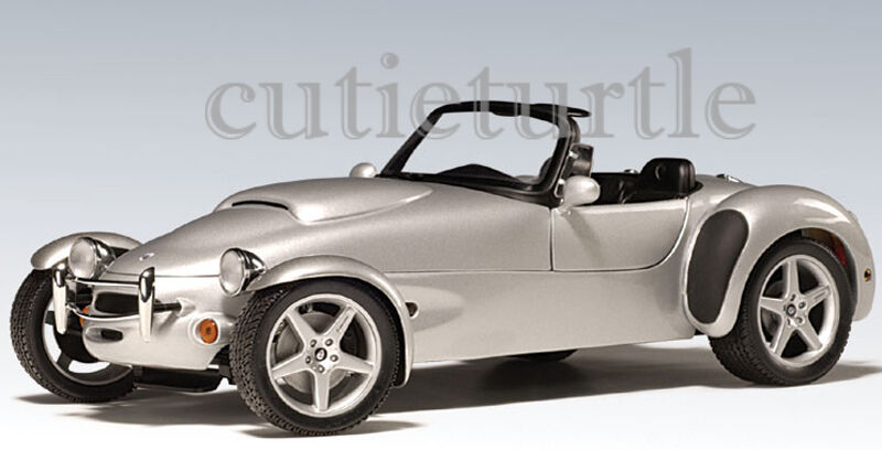 AUTOart Panoz AIV Roadster Silver MIB 78212   eBay