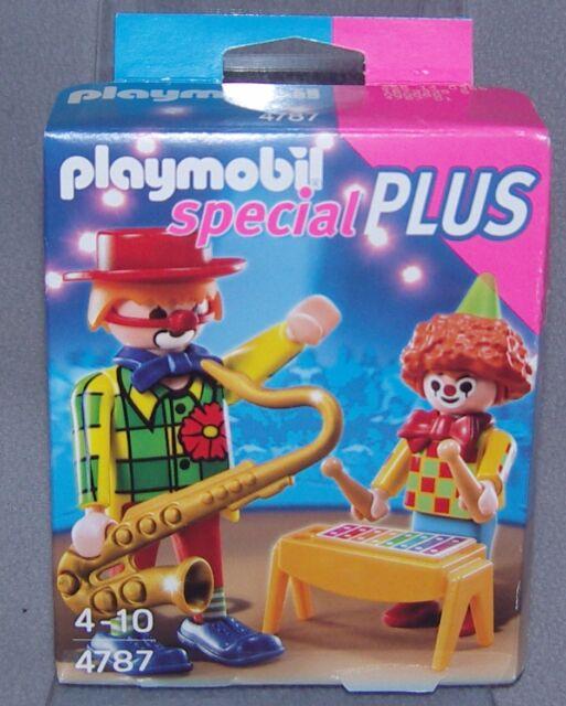 Playmobil 4787 Clowns Play Set  BNIB