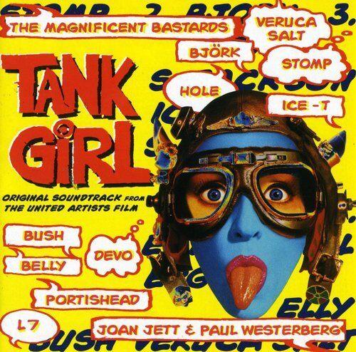 Various Artists - Tank Girl (Original Soundtrack) [New CD] Manufactured On Deman