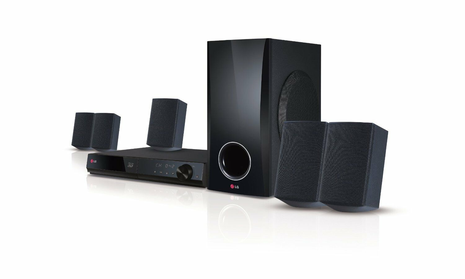 LG BH5140S 5.1 Channel Home Theater System   eBay