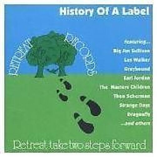 Retreat Records History Of A Label CD NEW SEALED Big Jim Sullivan/Dragonfly+