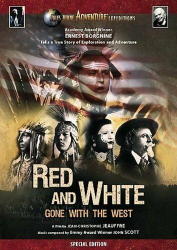 RED AND WHITE: GONE WITH THE WEST NEW DVD