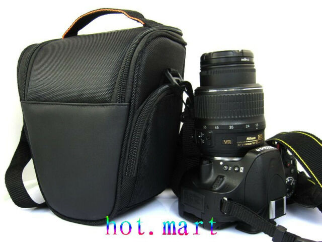 Camera case bag for nikon SLR DSLR D7000 D3100 D3300 D90 D5000 D5100 D5300 D5200