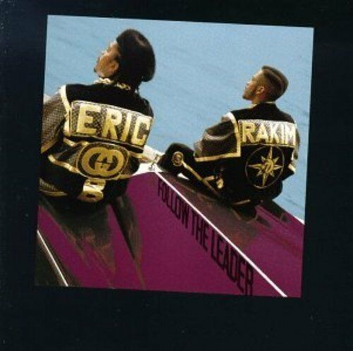 ERIC B. & RAKIM - FOLLOW THE LEADER NEW CD