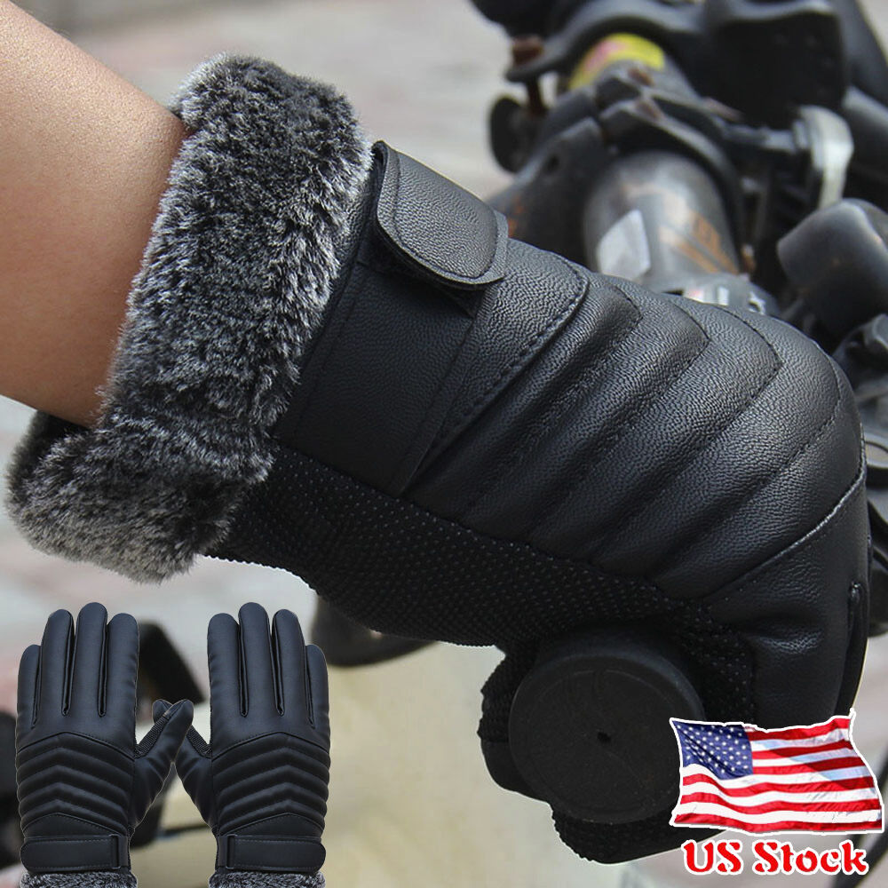 Mens gloves fashion - Picture 1 Of 8