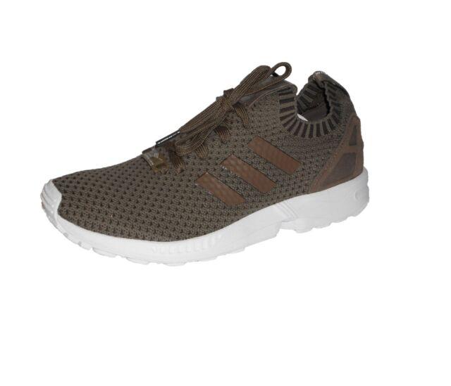 Adidas Zx Flux pezzi Scarpe da ginnastica Uomo corsa Taglia UK 7.5 8 9