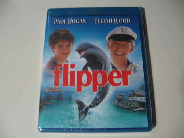 Flipper (Blu-ray Disc, 2011) Brand New and Sealed