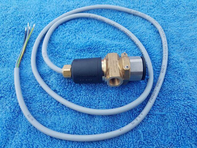 Suttner St261 Unloader Pressure Regulator Valve Switch Cable 4 Wires ...