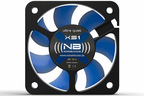 Noiseblocker Noiseblocker BlackSilent Fan XS1 - 50mm