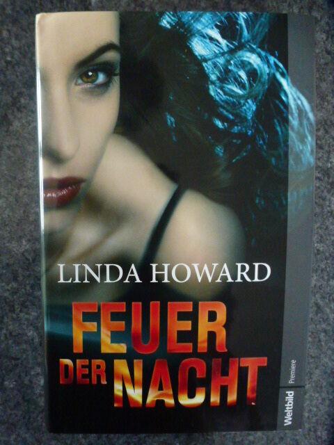 Linda Howard Feuer der Nacht - Gebundene Ausgabe