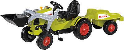 BIG Claas Celtis Traktor Schaufel Anhänger Kindertraktor Trettraktor Fahrzeug
