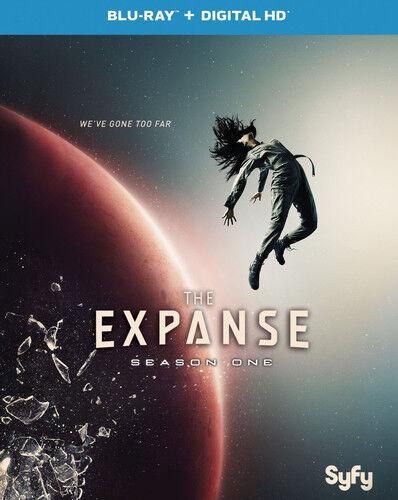 Expanse: Season One - 2 DISC SET (2016, Blu-ray NEW)