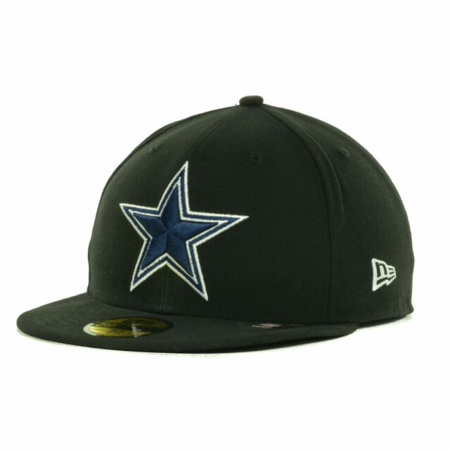 ... where can i buy dallas cowboys new era nfl black team 59fifty cap hat  fitted flat d30f3c959