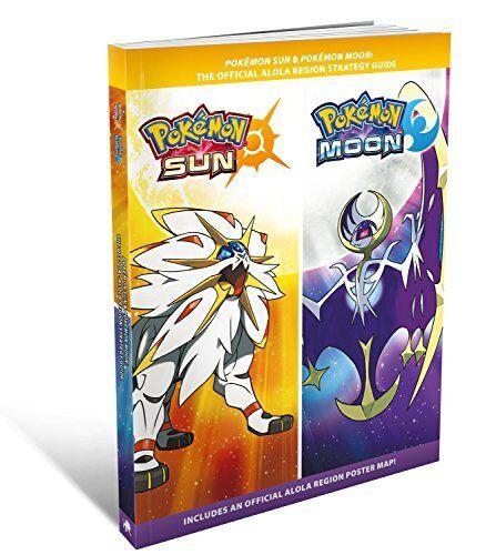 Pokémon Sun & Pokémon Moon: The Official Strategy Guide,Pokémon Company