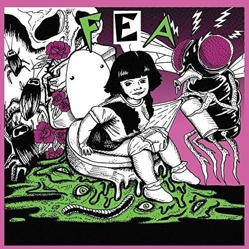 Fea - Fea [New CD] Digipack Packaging
