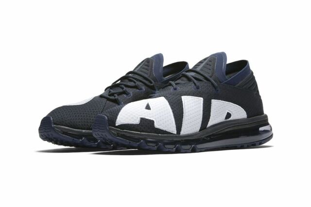 New Nike Air Max Flair Men's Running Training Shoes Dark Obsidian 942236 400
