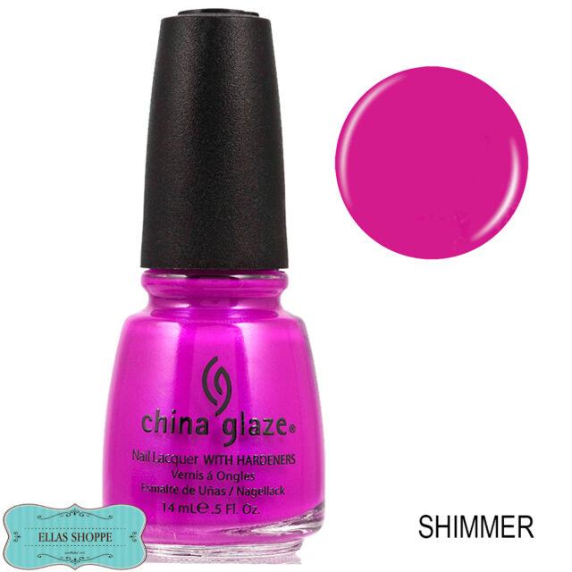 China Glaze Purple Panic (neon) Nail Polish 70290 | eBay