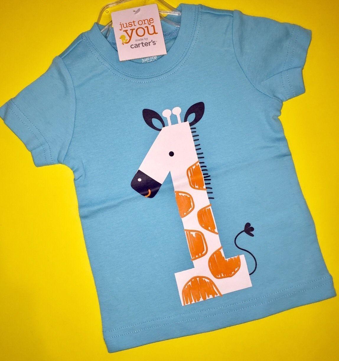 Carters Birthday Boy Shirt 2t