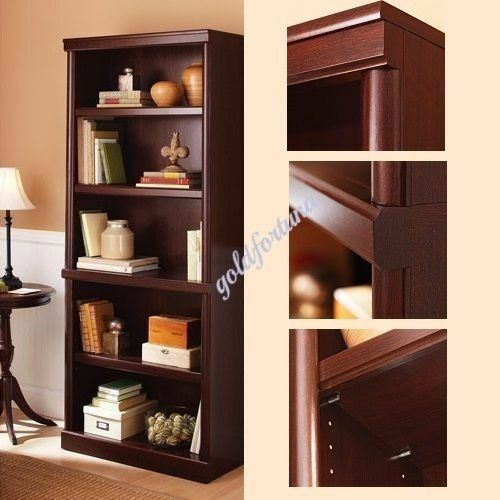 bookshelf and details product narrow steinhafels merchandise metal open wood