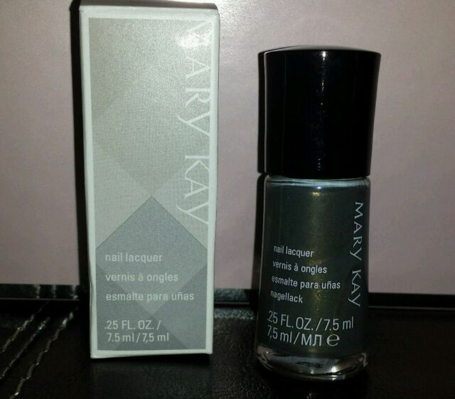 Mary Kay Limited Edition Nail Lacquer Garden Terrace Fast | eBay