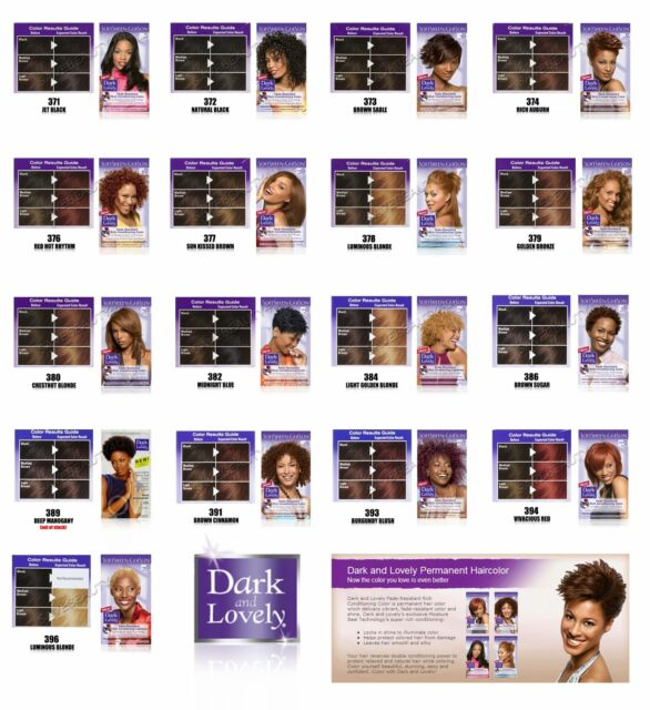 Dark And Lovely Fade Resistant Hair Colour 386 Brown