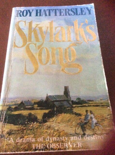 The Skylark's Song by Roy Hattersley (Paperback, 1994)