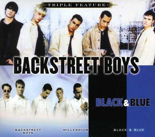 Backstreet Boys - Triple Feature [New CD]