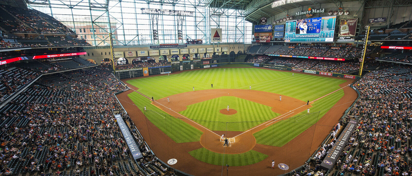 Houston Astros Opening Day