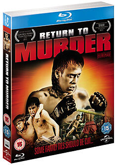 RETURN TO MURDER - BLU-RAY - REGION B UK
