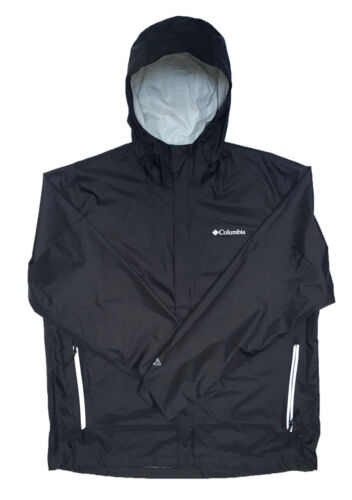 ea3b2d4960d3 Columbia NEW Columbia Gable Pass Waterproof Breathable Mens Jacket All Sizes
