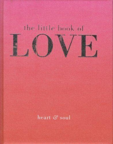 The Little Book of Love by Tiddy Rowan NEW Hardback