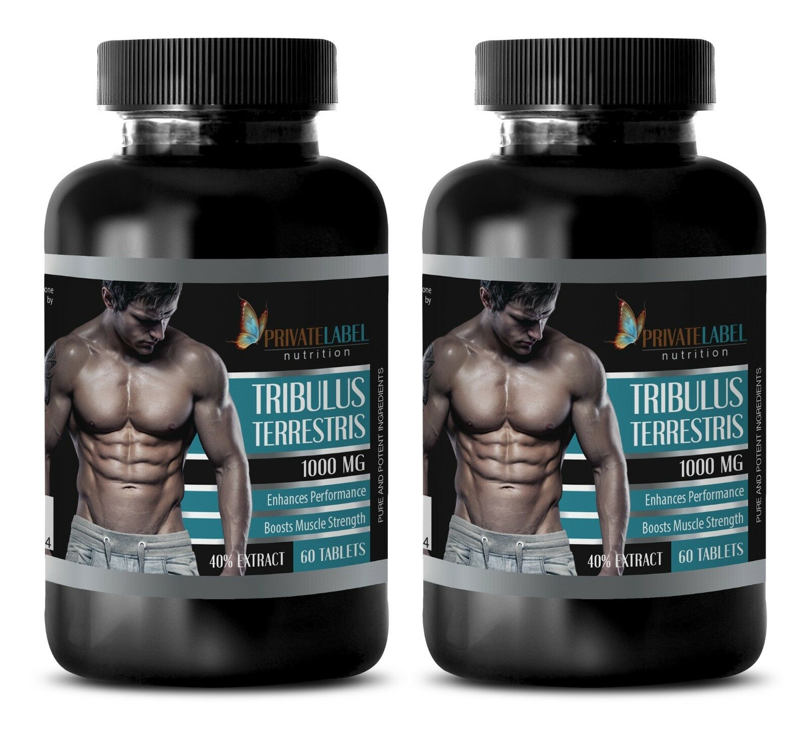 Bulgarian Tribulus Terrestris Extract Muscle Growth Factor 120 Picture 1 Of 6