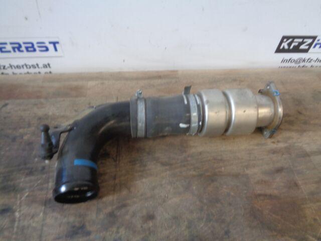Ford Focus III DYB Ladeluftschlauch AV616C750AE 1.6TDCi 70kW T3DA T3DB 98495