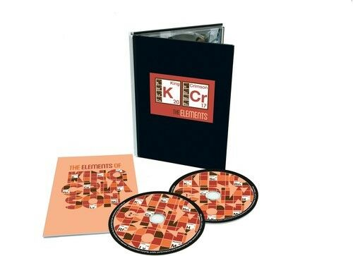 King Crimson - The Elements Tour Box 2017 [New CD] Ltd Ed