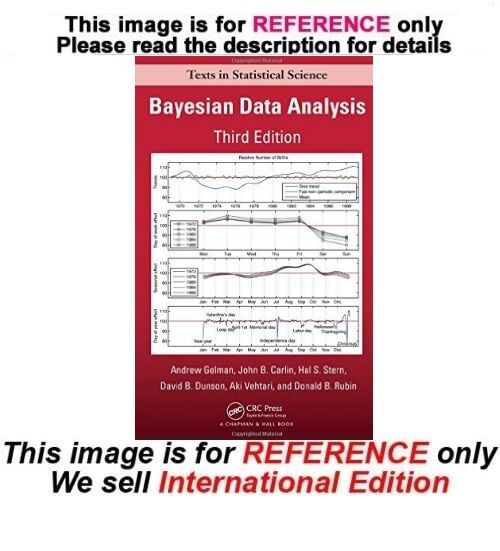 Chapman and hallcrc texts in statistical science bayesian data resntentobalflowflowcomponentncel fandeluxe Choice Image