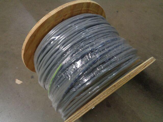 Omni Cable Parts# D22204 22/4c CMR TC SHLD 300v PVC 500\' | eBay