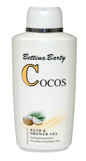 Bettina Barty COCOS Bath & Shower Gel 500 ml Sommer tropisch