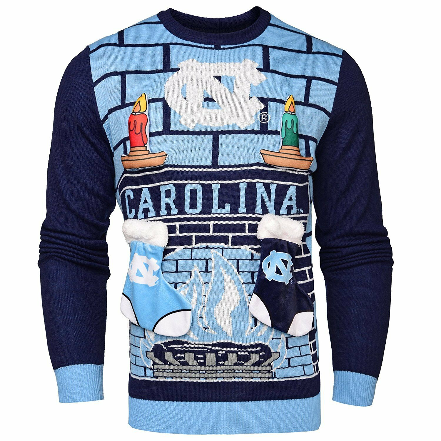 NCAA 3d Mens Ugly Christmas Sweater Michigan Wolverines XL | eBay