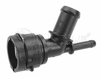 FOR VW BORA COOLING HOSE WATER PIPE CONNECTOR 1.6 2.0 1J0122291B MEYLE GERMANY