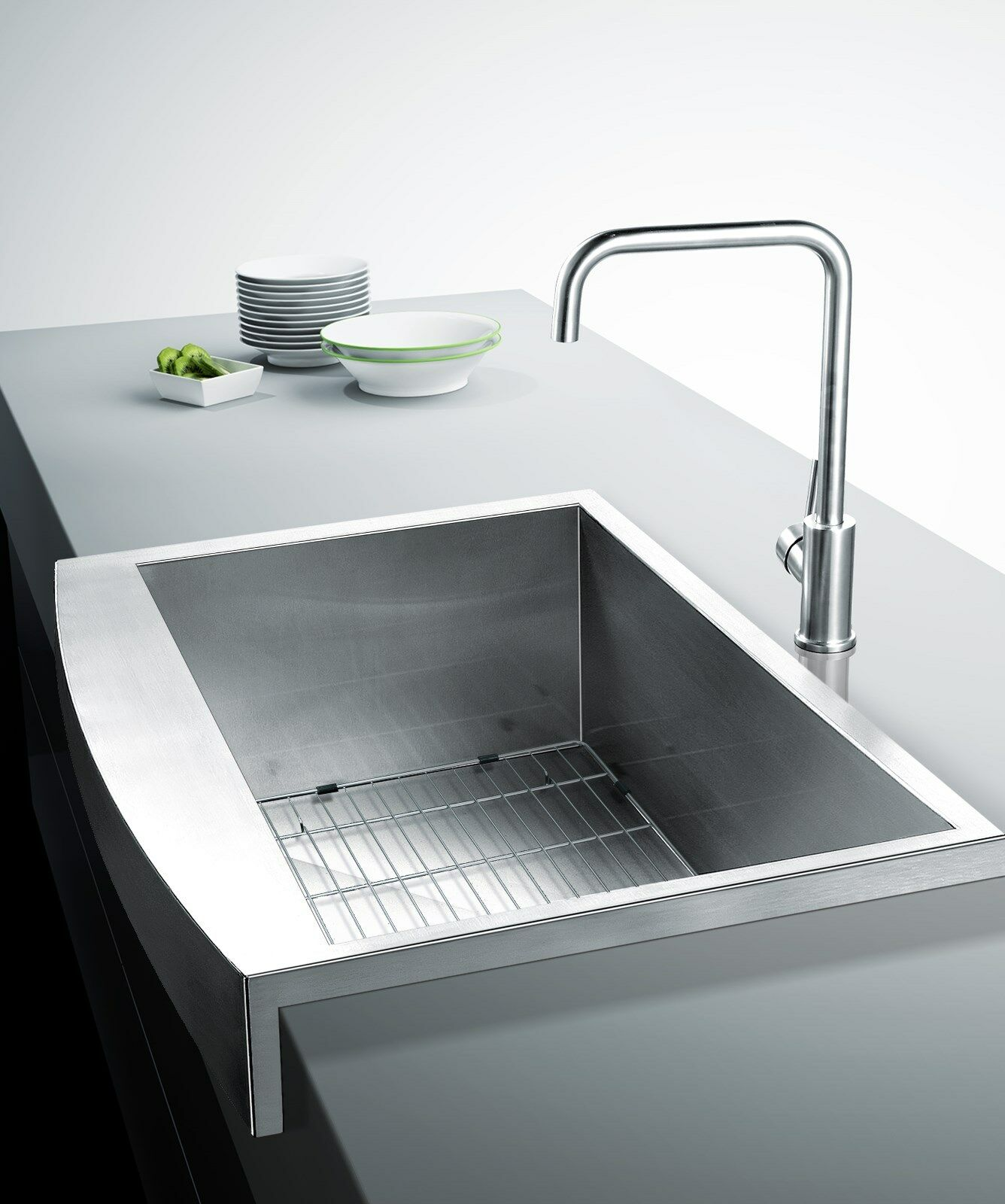 New Vs Old Kitchen Sinks