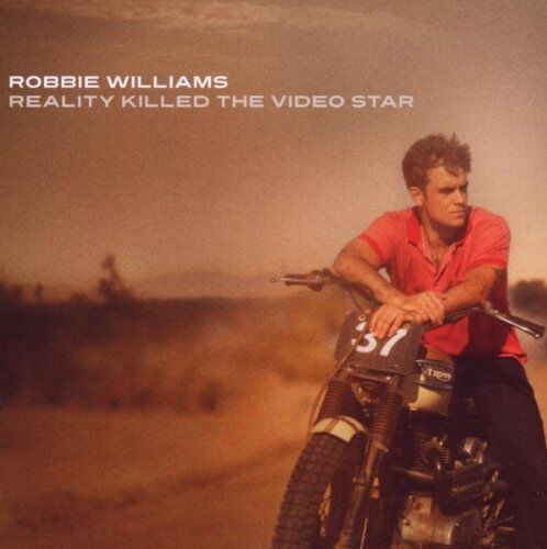 CD*ROBBIE WILLIAMS*REALITY KILLED THE VIDEO STAR**OVP!!