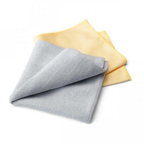 Brabantia Stainless Steel - Cleaning Set Cleaning Cloth Cleaning Tissue Cloth
