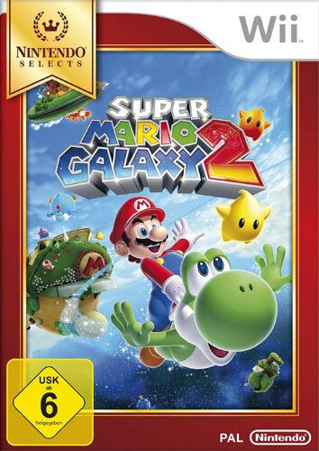 Nintendo Wii Spiel ***** Super Mario Galaxy 2 ************************NEU*NEW*55