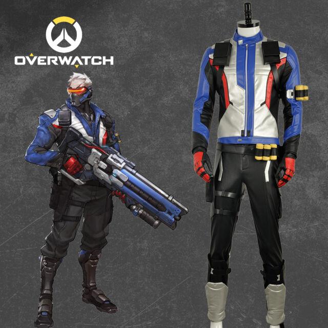 soldier cosplay Overwatch 76