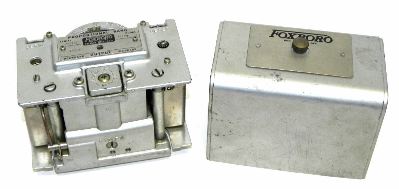 Foxboro 58P4F Proportional Band Controller Frc-6 | eBay