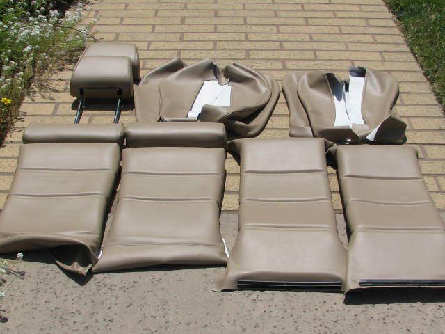 Bmw E30 Seat Upholstery Kit Velcromag