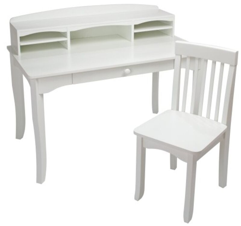 Study Desk With Drawers White Kidkraft Hostgarcia
