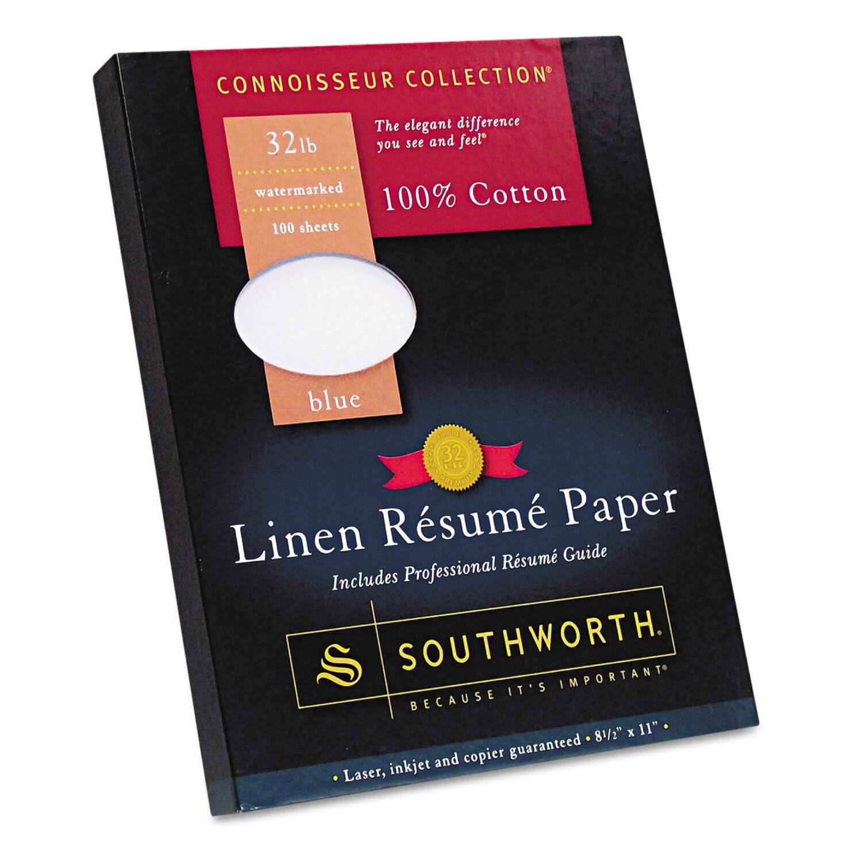 southworth company rd18bcfln resume paper ebay