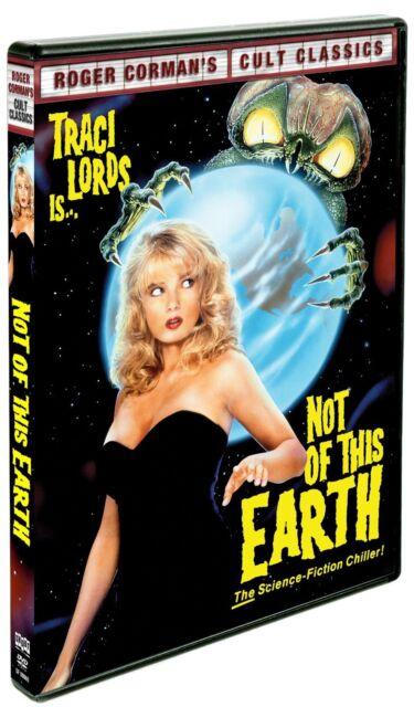 NOT OF THIS EARTH (1988) (Cynthia Ann Thompson) - DVD - Region 1 Sealed