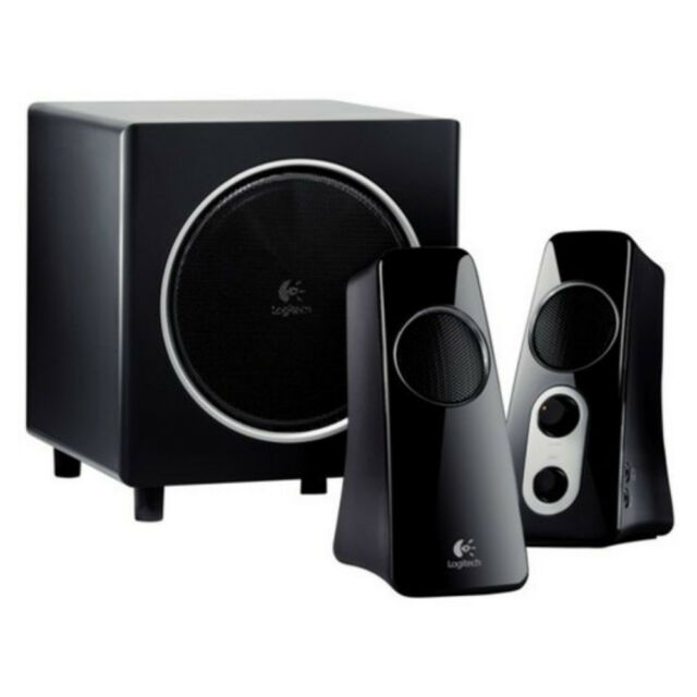 logitech computer speakers with subwoofer. $49.95 logitech computer speakers with subwoofer i